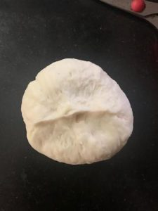 Red Bean Paste Bun 12
