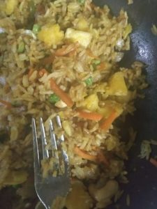 Pineapple Fried Rice3